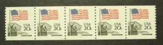 Pnc5 1895 20c Flag Supreme Court 1 (4470b) photo
