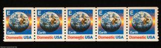 Scott 2279 Pnc5,  Earth Domestic