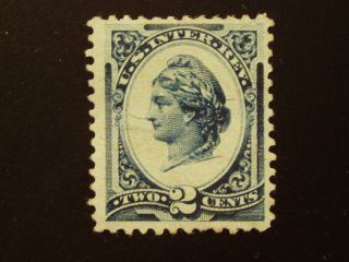 U S 1 Old Revenue Stamp S C R 152 photo