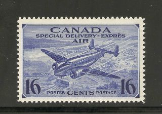 Air Mail Special Delivery 16 Cents Ce - 1 Nh photo