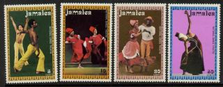 Jamaica 383 - 6 Dancers,  Festival photo