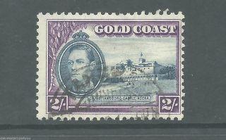 Gold Coast - Sg130 - P11.  75 X P12.  00 - Cv £ 24.  00 - photo