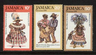 Jamaica 416 - 8 Christmas,  Festival Costumes photo