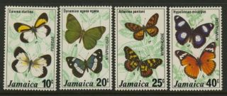 Jamaica 423 - 6 Butterflies photo