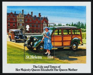 St Helena 432 Queen Mother,  Cars,  Architecture photo