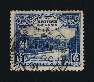 British Guiana 208 - Architecture,  Georgetown photo