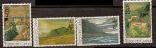 Tristan Da Cunha Sg207/10 1976 Paintings photo