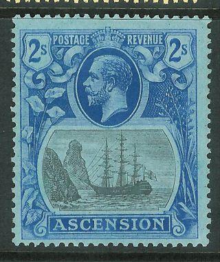 Ascension 1924 Grey - Black/blue On Blue 2/ - Sg19 photo