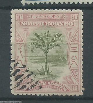 North Borneo - 1897 To 1902 - Sg96 - Cv £ 0.  40 - photo