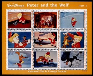 Maldives 1925 Disney,  Peter & The Wolf photo