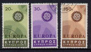 Cyprus 297 - 9 - Europa photo