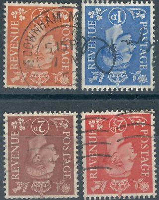 Great Britain.  George Vi.  Cv £10.  75.  (2109) photo