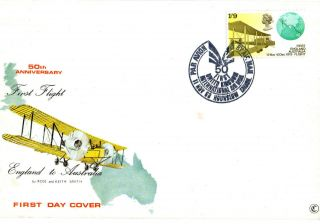 1969 50th Anniversary First International Air Show Commemorative Cover photo
