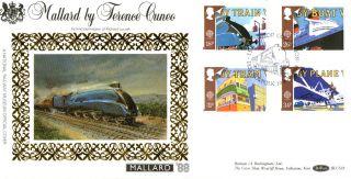 10 May 1988 Transport & Communication Benham Blcs 32 Fdc Diss Norfolk Shs photo