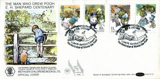 11 July 1979 International Year Of The Child Benham Bocs12 Fdc Hartfield Shs photo