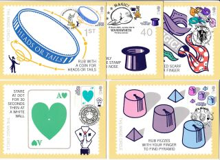 2005 Centenary Magic Circle Phq Cards With Related Front Fdi Handstamps No 274 photo
