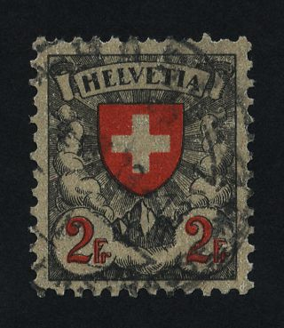 Switzerland 203 - Crest photo