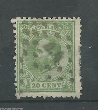 Netherlands - 1872 - Sg85 - Cv £ 7.  75 - photo