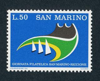 San Marino 842 Yachts,  San Marino - Riccione Stamp Bay photo