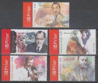 Belgium Jazz - Django Reinhardt - 5vals - Guitar - Saxophone - 2004 - Music - Musique photo