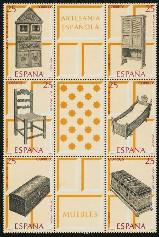 Spain 2654 Antique Furniture photo