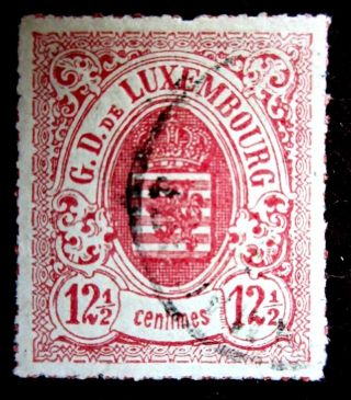 Luxembourg Scott 20 photo