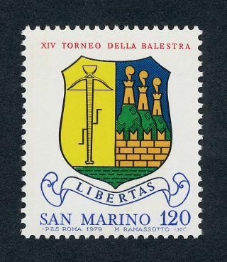 San Marino 948 Crest photo