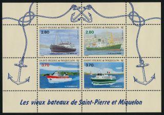 St Pierre & Miquelon 604 Ships photo