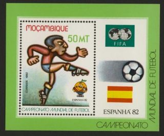 Mozambique 818 World Cup Soccer,  Football,  Flags photo