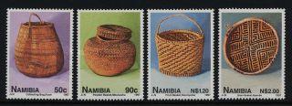 Namibia 830 - 3 Crafts,  Baskets photo