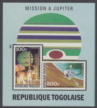 Togo - 1974 U.  S.