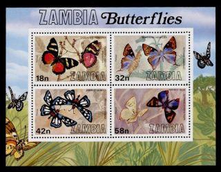 Zambia 223a Butterflies photo