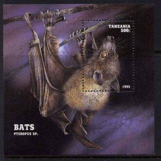 Tanzania 1403 Bats photo