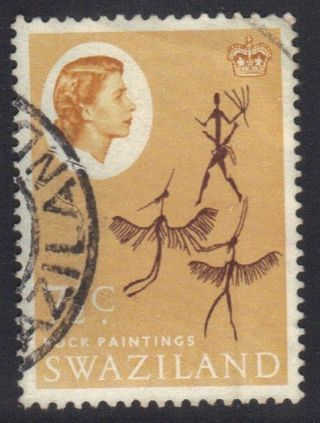 Swaziland Stamp Scott 99 Stamp See Photo photo