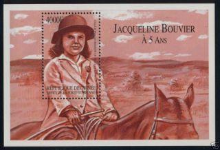 Guinea 2144 Jacqueline Bouvier Kennedy,  Horse photo