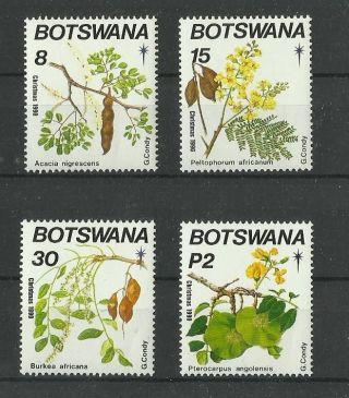 921.  Botswana 1990 Christmas photo