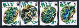 Niue 2002 Great Clam Sg 909 - 12 photo