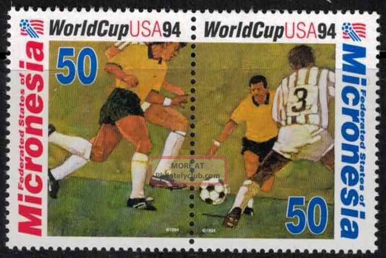 Micronesia 1994 Sc 197a World Cup Australia & Oceania photo