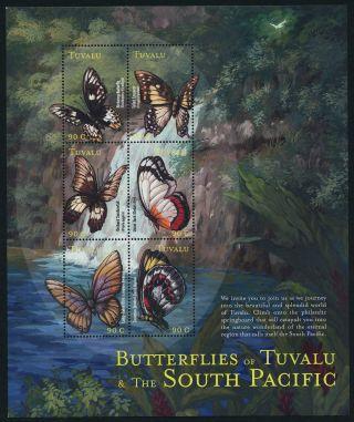 Tuvalu 827 Butterflies photo