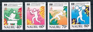 Nauru 1998 Commonwealth Games Sg 483 - 6 photo