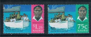 Nauru 1996 Nauruans Return Sg 448 - 9 photo