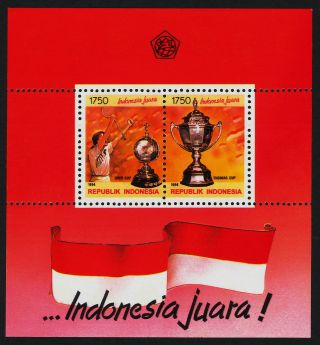 Indonesia 1583 Sports photo