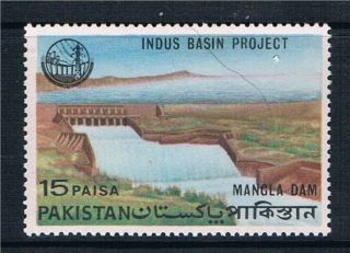 Pakistan 1967 Indus Basin Project Sg 253 photo