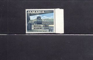 Jamaica 1966 Scott 251 Royal Visit photo
