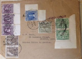 Mail From Guatemala To Connetict photo