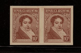 Argentina 431 Proof Pair photo