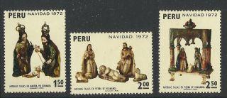 791.  Peru 1972 Christmas photo