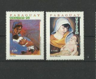 1317.  Paraguay 1996.  Christmas photo