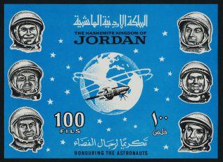 Jordan 496a - B Space,  Cosmonauts,  Voskhod O/p photo