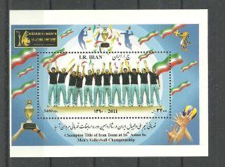 Iran 2012 Men